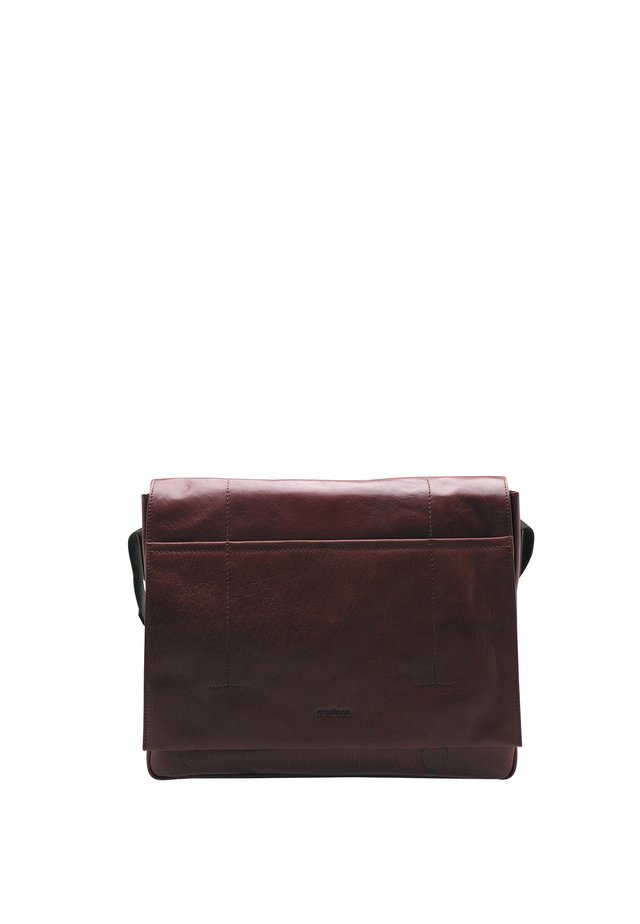 BARNES  - Across body bag - cognac