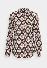 Scotch & Soda - REGULAR FIT SHIRT - Button-down blouse - combo - 4