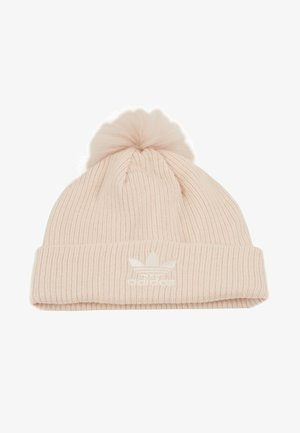 POM BEANI - Mütze - pink/white