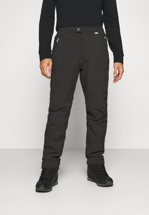 HIGHTON - Pantaloni outdoor - black