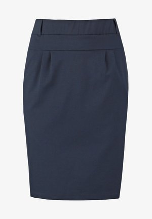 JILLIAN SKIRT - Pencil skirt - midnight marine