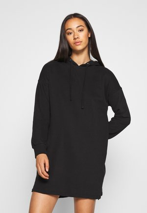 ONLMAGGIE DRESS - Jersey dress - black