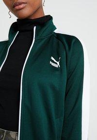 Puma - CLASSICS TRACK - Sportovní bunda - ponderosa pine - 3