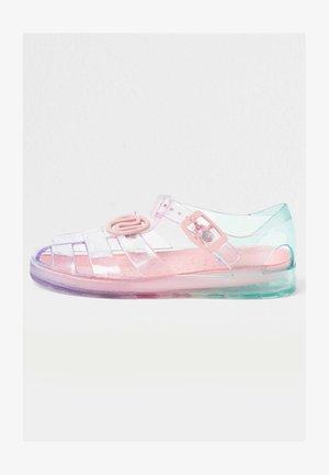 RAINBOW  - Sandalias de senderismo - pink