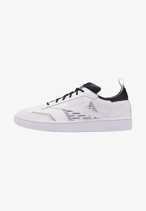 CLUB C REE:DUX SHOES - Sneakersy niskie - white