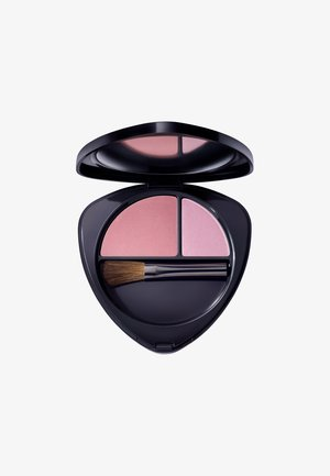 BLUSH DUO - Blusher - dewy peach