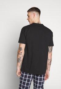 Napapijri The Tribe - SASE - Print T-shirt - black - 2