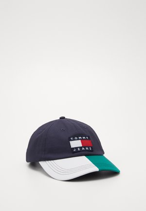 HERITAGE CAP - Pet - blue