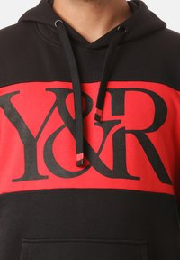 Young and Reckless - HYBRID  - Hoodie - black - 3