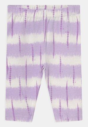 TODDLER GIRL SUMMER CROP - Shorts - purple
