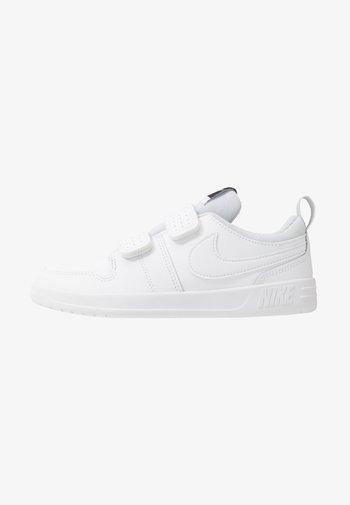 PICO 5 UNISEX - Zapatillas de entrenamiento - white/pure platinum