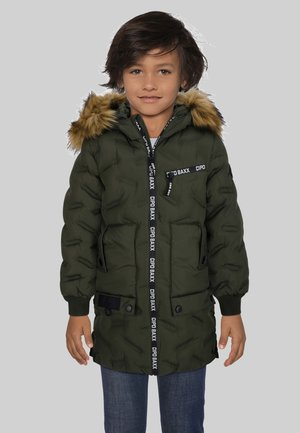 ADVENTURE  - Winter jacket - khaki