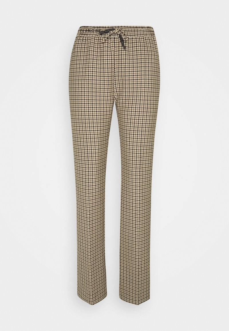 BLANCHE - LORA PANTS - Pantaloni - brown