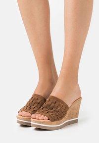 Felmini - MARY - Heeled mules - marvin brown - 0