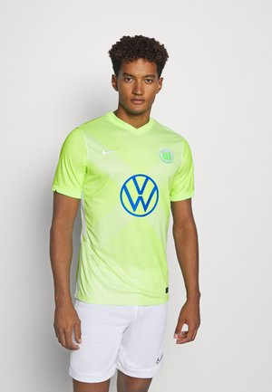 VFL WOLFSBURG  STAD - Squadra - sub lime/white