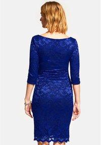 HotSquash - Pouzdrové šaty - dark blue - 1