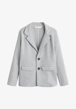 SACO - blazer - mottled grey