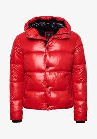 Superdry - Winterjas - rouge red - 3