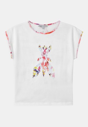 FLY - Print T-shirt - white