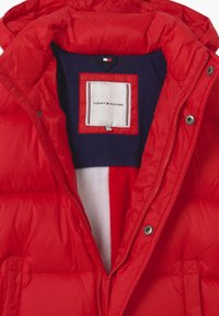 Tommy Hilfiger - OVERSIZED UNISEX - Down coat - red - 3