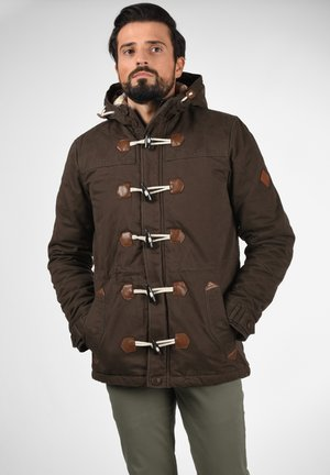 KENTHON - Light jacket - coffee brown
