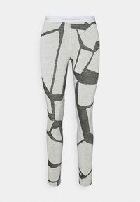 Icebreaker - 250 VERTEX LANDSCAPES - Leggings - Trousers - snow - 3