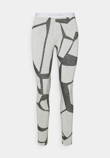 250 VERTEX LANDSCAPES - Leggings - Trousers - snow