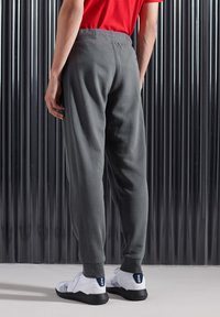 Superdry - Tracksuit bottoms - iron gate - 1