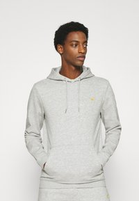Pier One - Hoodie - mottled light grey - 4