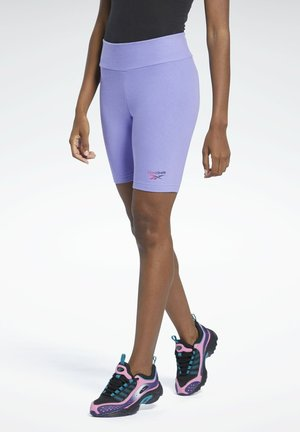CLASSIC FOUNDATION CASUAL SHORTS - Shorts - purple