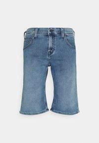 Mustang - CHICAGO  - Denim shorts - denim blue - 0