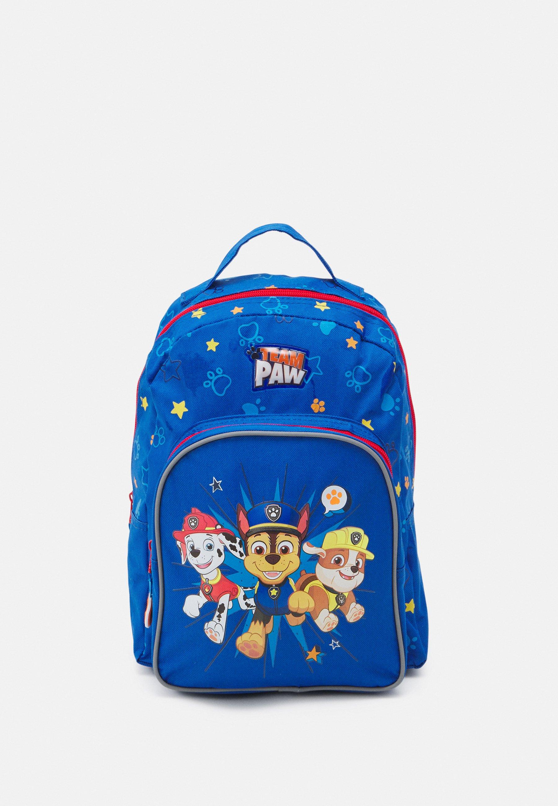 Kids BACKPACK AND PENCIL CASE PAW PATROL TEAMWORK SET UNISEX - Rucksack