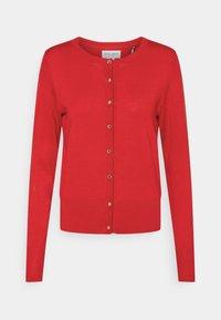 CARDIGAN ANNA - Cardigan - red