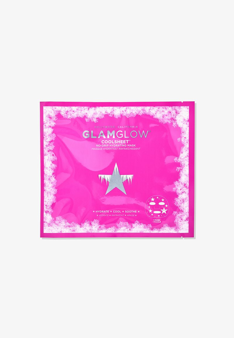 Glamglow - COOLSHEET™ NO-DRIP HYDRATING GEL MASK - Face mask - -
