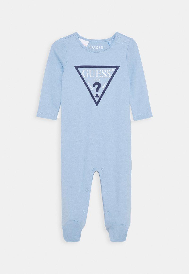 Guess - OVERALL CORE BABY - Dárky pro nejmenší - frosted blue