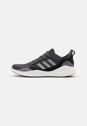 FLUIDFLOW 2.0 - Scarpe running neutre - core black/footwear white/grey six