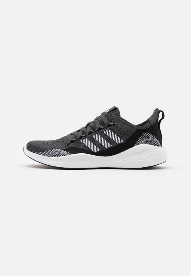 FLUIDFLOW 2.0 - Neutrale løbesko - core black/footwear white/grey six
