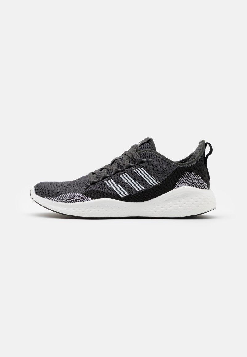 adidas Performance - FLUIDFLOW 2.0 - Zapatillas de running neutras - core black/footwear white/grey six