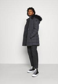 ONLY - Winter coat - dark grey melange - 1