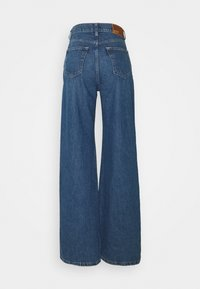 ONLY Tall - ONLHOPE LIFE WIDE - Jean droit - medium blue denim - 1