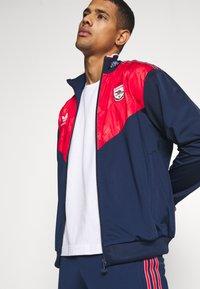adidas Originals - Träningsjacka - collegiate navy/red/white - 3