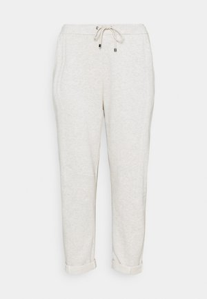 MILO - Tracksuit bottoms - iron grey melange
