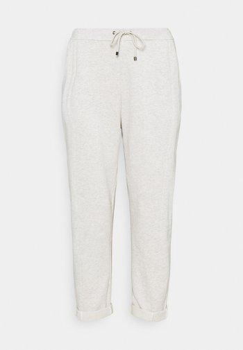 MILO - Pantalon de survêtement - iron grey melange