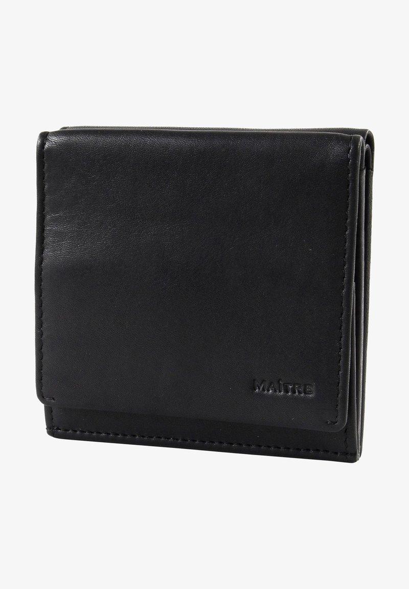 MAITRE - F3 QUIRIN BILLFOLD Q6F - Wallet - black