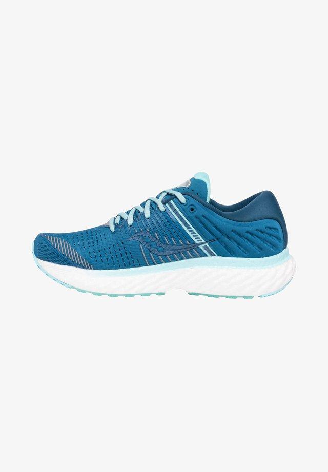 Stabilty running shoes - blau/weiss