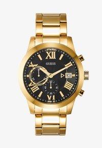 Guess - DRESS - Cronógrafo - gold-coloured/black - 1