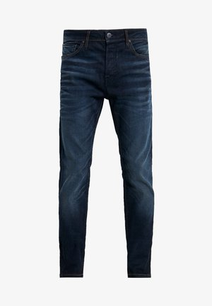 JJITIM JJORIGINAL JOS  - Džíny Slim Fit - blue denim