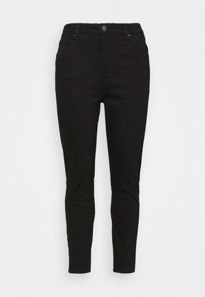 ADRIANA - Skinny džíny - black