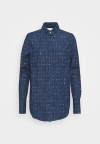 Victoria Victoria Beckham - WORD SEARCH CLASSIC - Koszula - dark blue - 5
