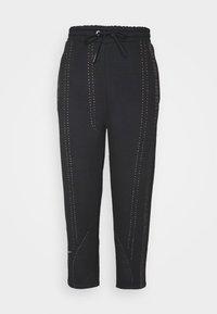 Nike Performance - PANT - Tracksuit bottoms - black - 3